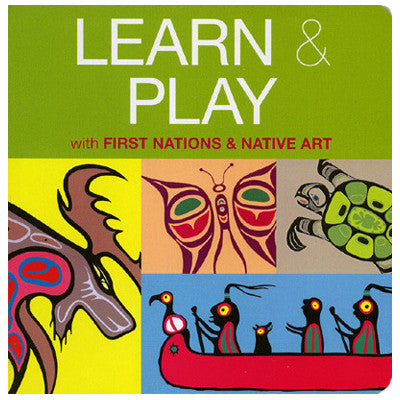 Learn & Play - Book