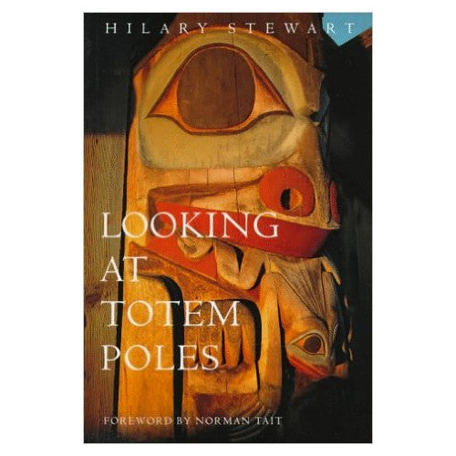 Looking at Totem Poles - Book