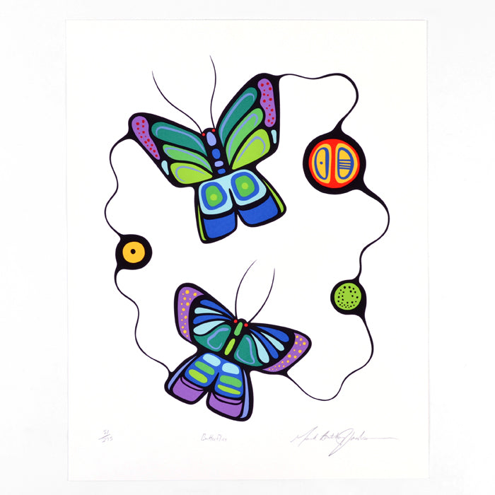 Butterflies - Limited Edition Print