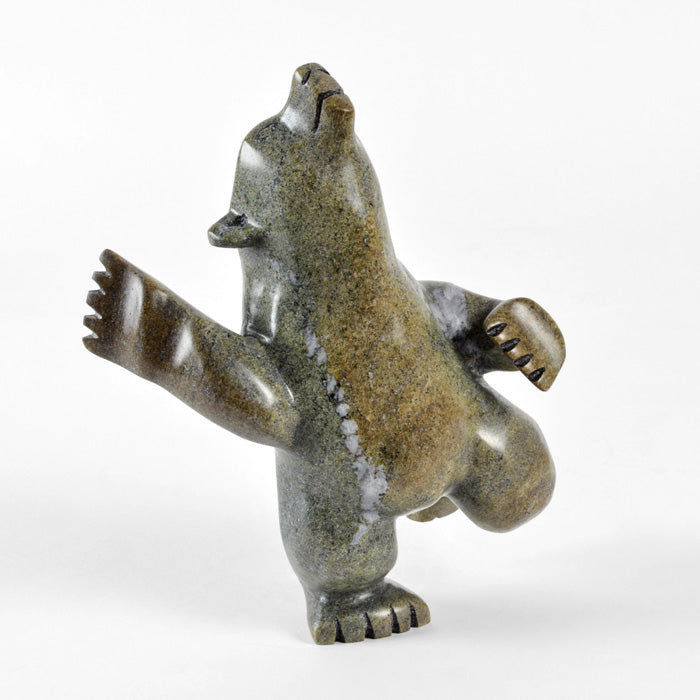 Bear - Stone Sculpture