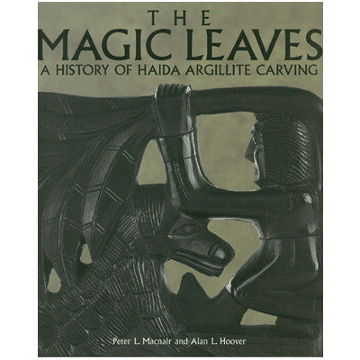 The Magic Leaves - Book