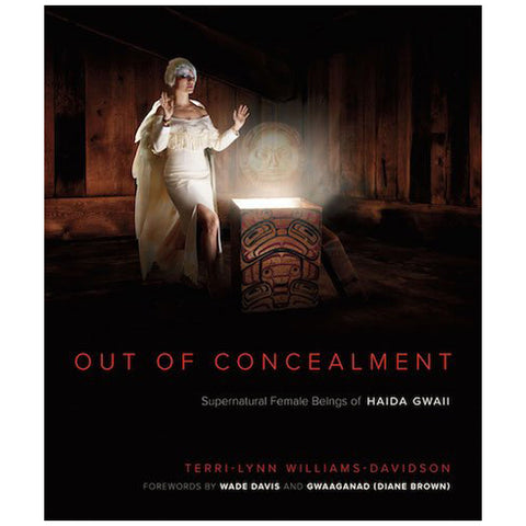 Out of Concealment - Book