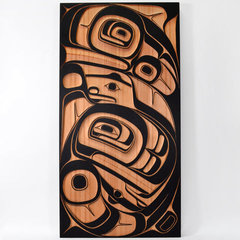 Gestation - Red Cedar Panel
