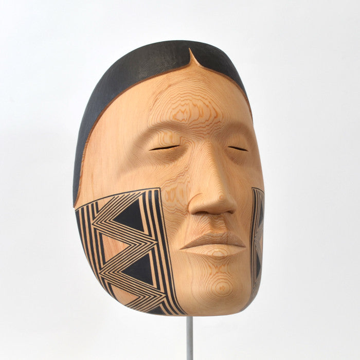 Patterned Visions - Red Cedar Mask