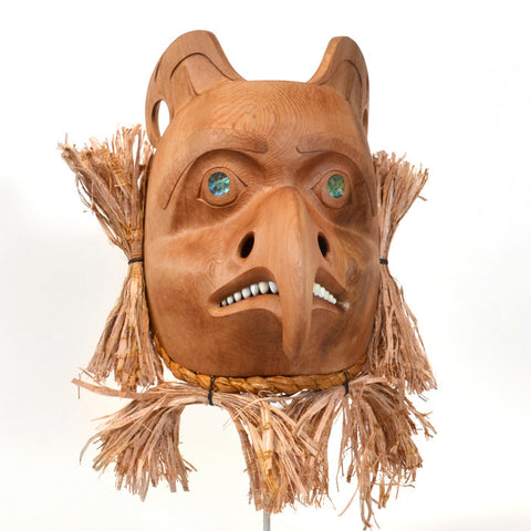 Thunderbird - Red Cedar Mask