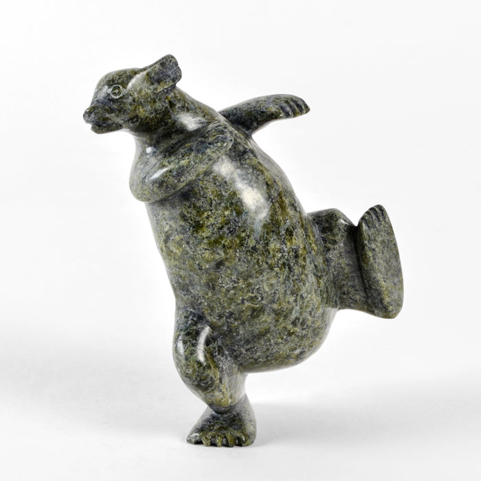 Rabbit - Stone Sculpture