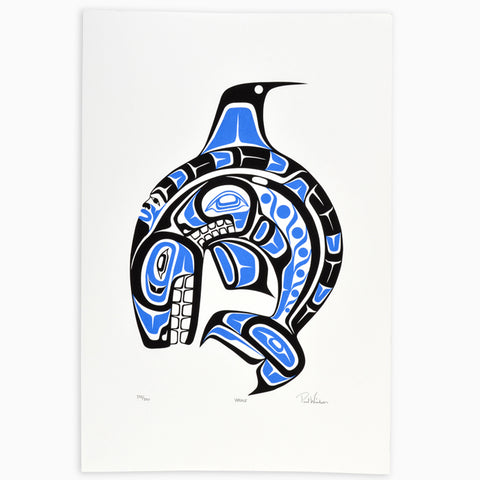Whale - Limited Edition Print