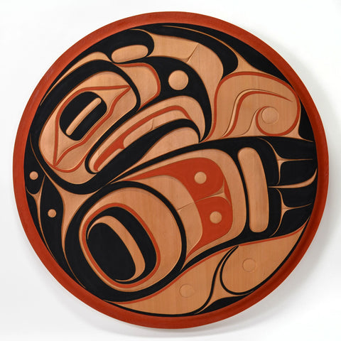 Thunderbird - Red Cedar Panel
