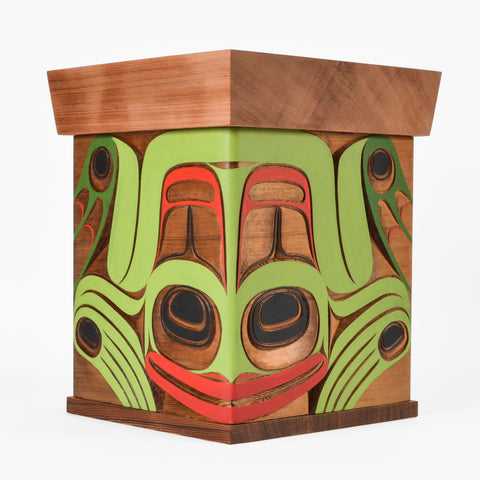 Frog - Bentwood Box
