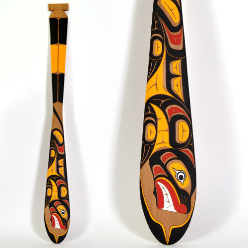Cougar - Red Cedar Paddle