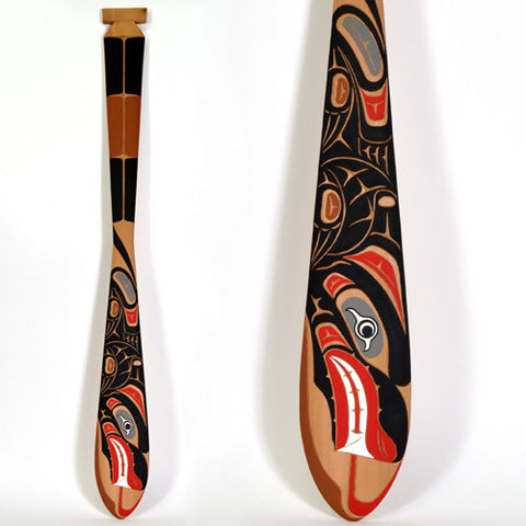 Wolf - Red Cedar Paddle