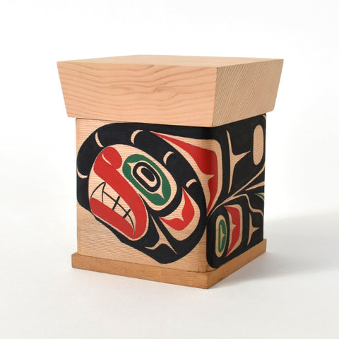 Killerwhale - Bentwood Box