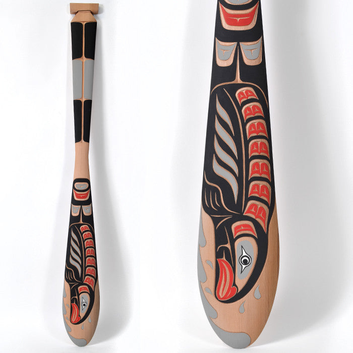 Salmon - Red Cedar Paddle