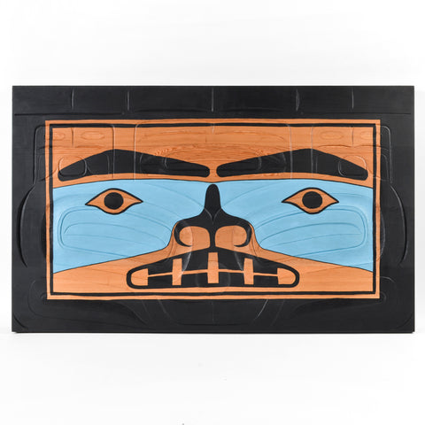 Chilkat - Red Cedar Panel