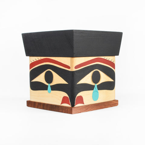 Getting Through It - Bentwood Box