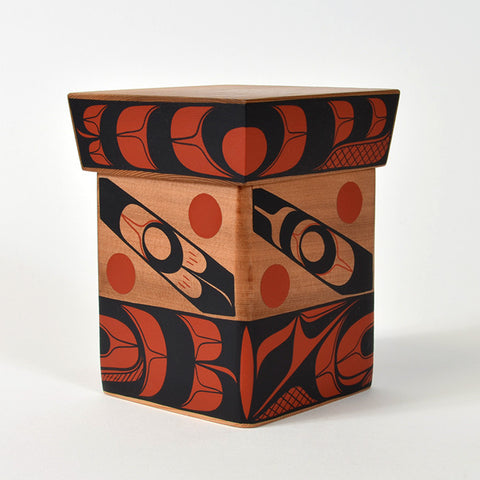 Memories of Old - Bentwood Box