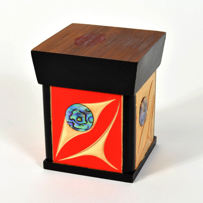 'Sealed With a Kiss' - 2015 Charity Box