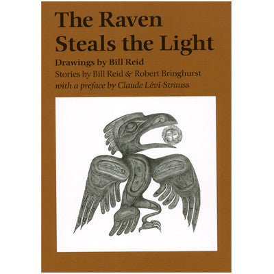 Raven Steals the Light - Book