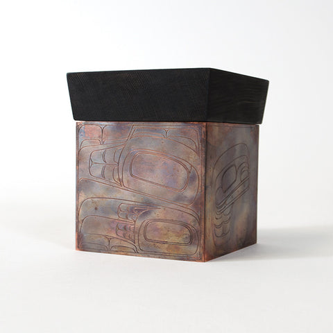 'Raven's Precious Copper Box' - 2016 Charity Box