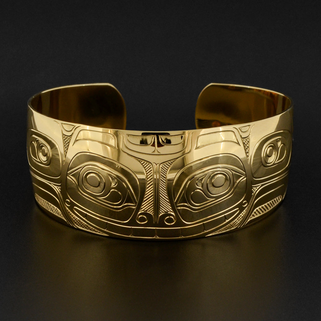 Grizzly - 14k Gold Bracelet