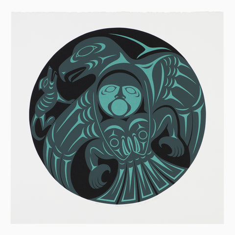 Pacific Spirit - Limited Edition Print