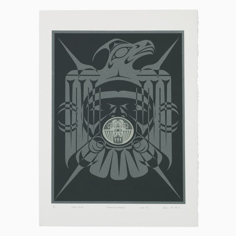 Spirit of a Warrior - Limited Edition Print