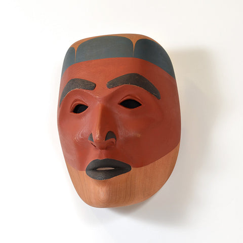 Northern Portrait - Red Cedar Mask
