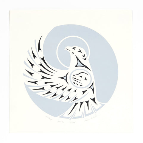 Hawk - Limited Edition Print