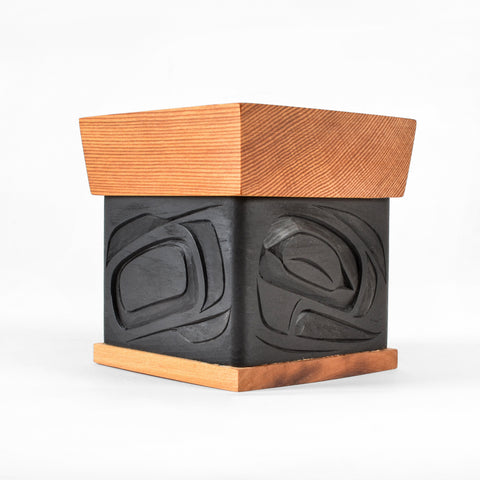 Salmon - Bentwood Box