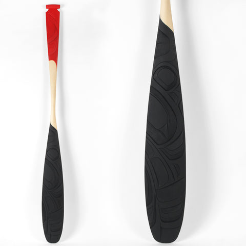 Eagle - Yellow Cedar Paddle