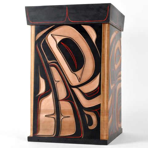 Wegyet's Dream - Bentwood Box