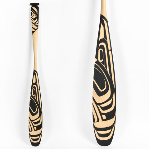 Killerwhale - Yellow Cedar Paddle