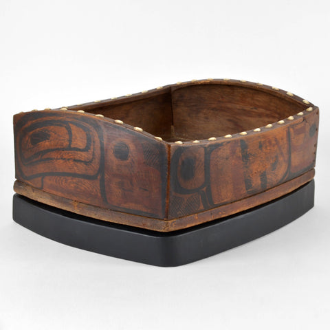 Untitled - Bentwood Feast Bowl
