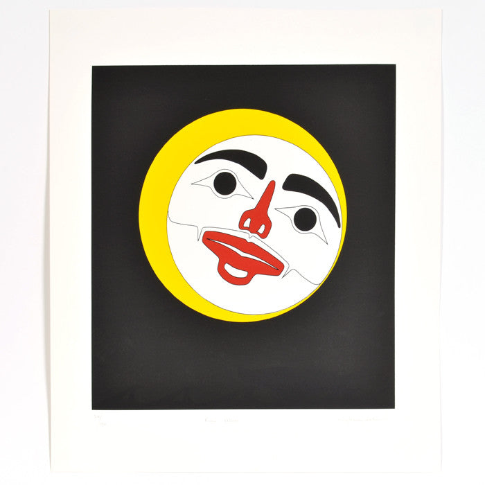 Full Moon - Limited Edition Print