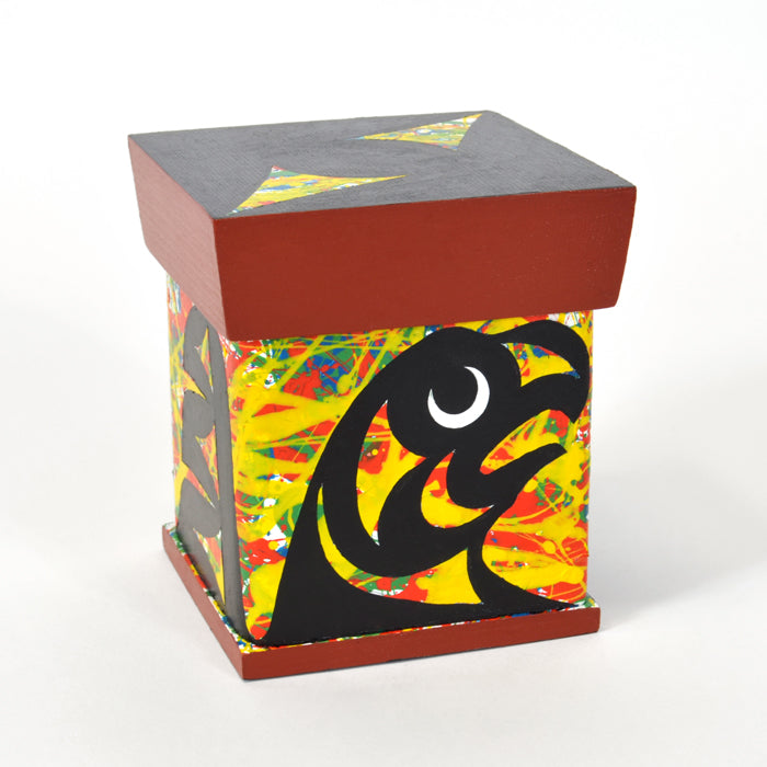 'Living Colour' - 2017 Charity Box