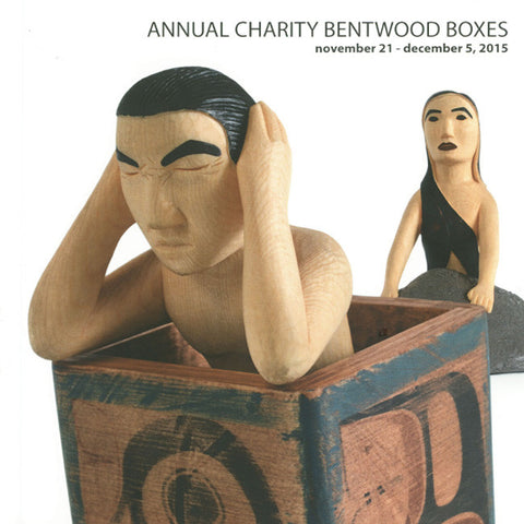 Charity Bentwood Boxes 2015 - Book