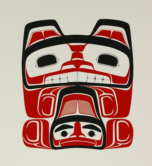 Francis Williams - Haida Beaver - Prints