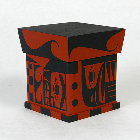 A New Day - Bentwood Box