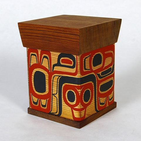 Untitled - Bentwood Box