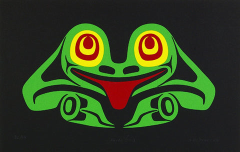 Frog - Limited Edition Print