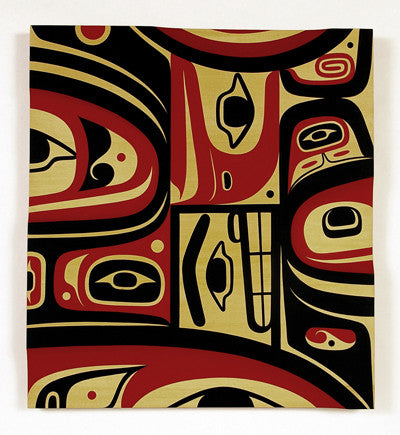 As Years Go By - Yellow Cedar Panel