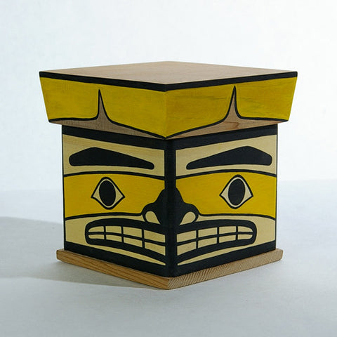 Chilkat - Cedar Bentwood Box