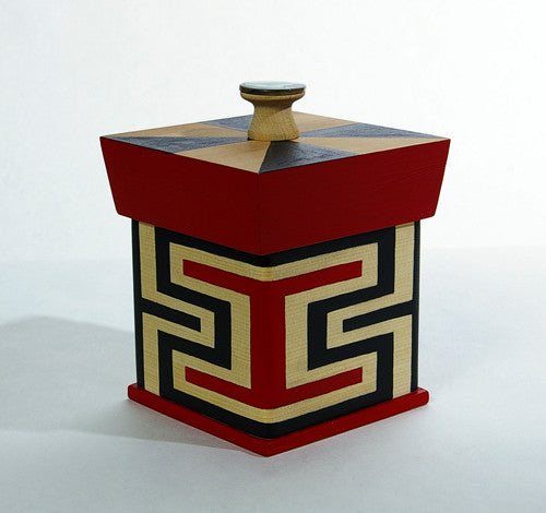 Dean Hunt - Medicine Box - <i>Charity Boxes 2010</i>