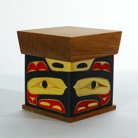 Eagle - Cedar Bentwood Box