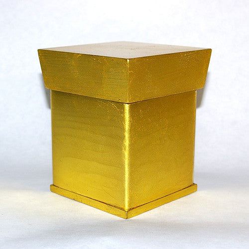 Michael Nicoll Yahgulanaas - Contained - <i>Charity Boxes 2010</i>