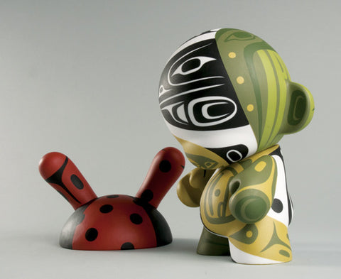 Untitled - Painted Munny