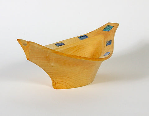 Sea Worthy - Alder Canoe Bowl