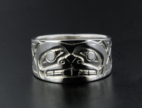 Beaver - Silver Ring