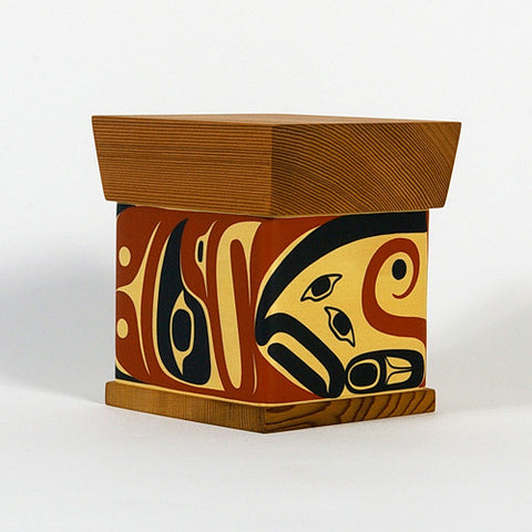 Who Has Who? - Bentwood Box