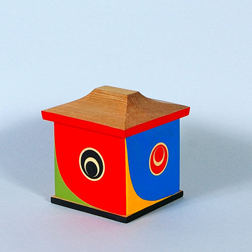 Robert Davidson - Eye See 2 Rainbows - <i>Charity Boxes 2011</i>
